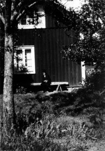 Lövgren på Fredrikslund, ca 1930.